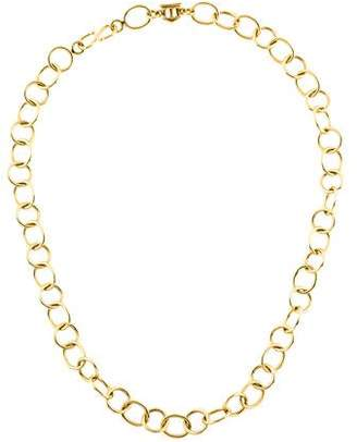 Temple St. Clair 18K Classic Round Chain Necklace
