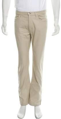 Loro Piana Five Pocket Bootcut Jeans