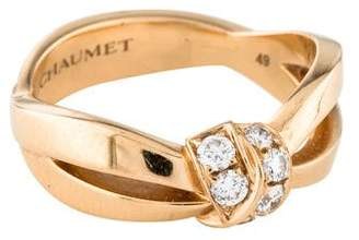 Chaumet 18K Diamond Liens Séduction Ring