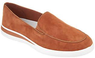 ED Ellen Degeneres Suede Slip-On Shoes -Antona
