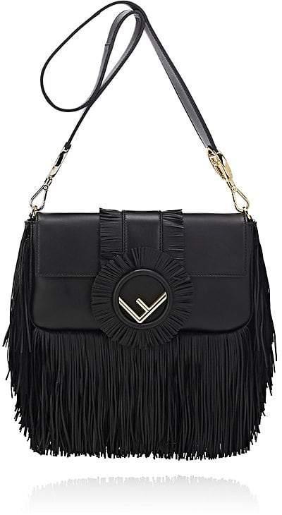 Fendi Women's Leather Baguette