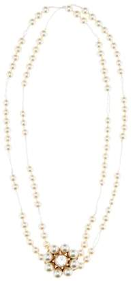 Stella McCartney Faux-pearl necklace
