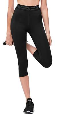 Good American Icon Crop Leggings