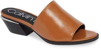 Calvin Klein Narissa Slide Sandal
