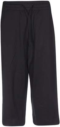 Y-3 Y 3 Cropped Wide Trousers