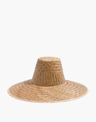 Madewell Communitie Cooked Straw Hat