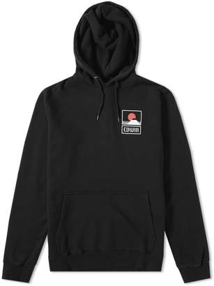 Edwin Sunset on Mt.Fuji Popover Hoody