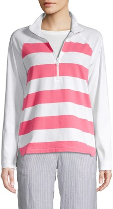 Tommy Bahama Striped Cotton Jacket