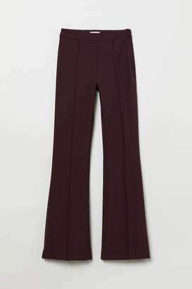 H&M Flared Pants - Red