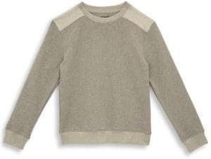 Hudson Jeans Boy's Patch Sweatshirt