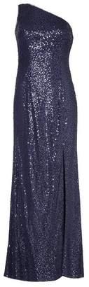 Adrianna Papell Sequin Mermaid Dress