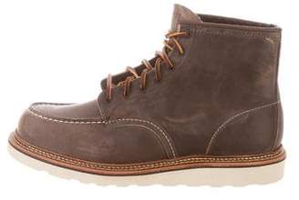 Red Wing Shoes Concrete Ankle Boots w/ Tags