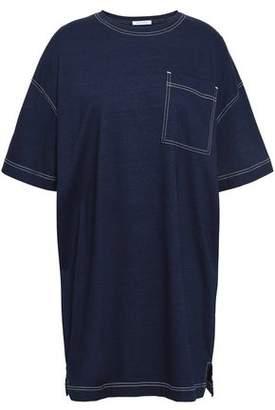 Ninety Percent Cotton-jersey Mini Dress