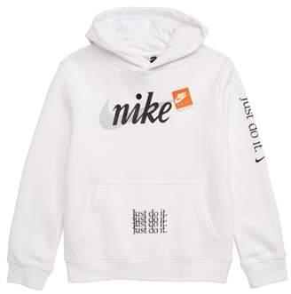 Nike Just Do It Hooded Sweatshirt