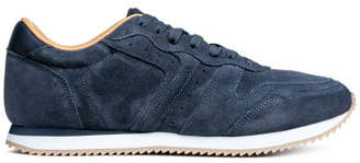 H&M Suede Sneakers - Blue