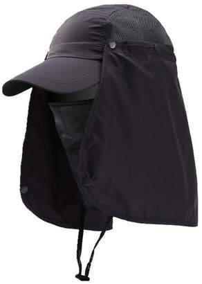 341926d7b2e98 Yangshine Fishing Hat UV Protection Sun Hat UPF 50+ Summer Men Women Cap  Folding Removable