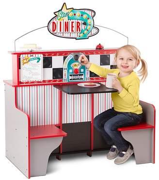 Melissa & Doug Star Diner Restaurant & Play Set Accessories Bundle - Ages 3+