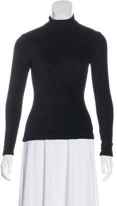 Isaac Mizrahi Long Sleeve Zip Top