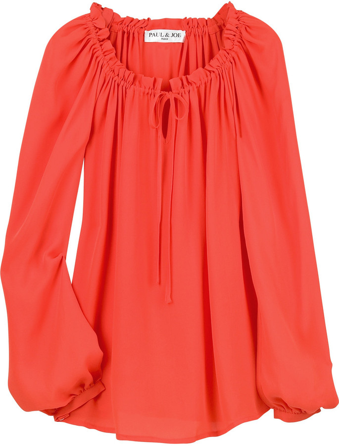Paul & Joe Pechedor blouse