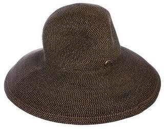 Eric Javits Woven Fedora Hat