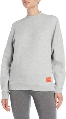 Calvin Klein Heather Grey Sweatshirt