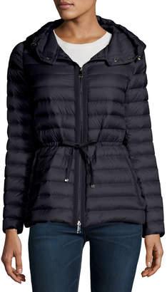 Moncler Raie Hooded Down Jacket