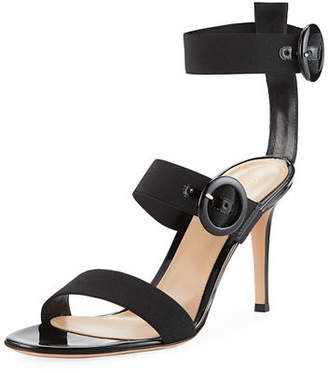 Gianvito Rossi Elastic Multi-Strap High Sandals