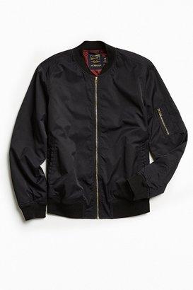 CPO Nylon Bomber Jacket $79 thestylecure.com