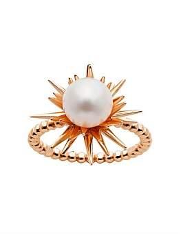 Karen Walker Forbidden Ring With Pearl