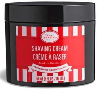 The Art of Shaving R) 'Peppermint Essential Oil' Shaving Cream