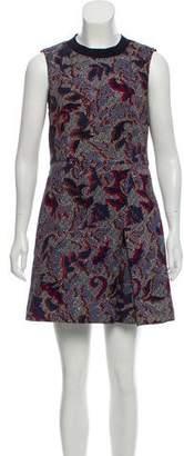 Tory Burch A-Line Sleeveless Dress