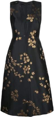 Escada floral dress