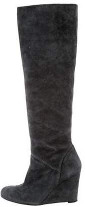 Stuart Weitzman Wedge Knee-High Boots