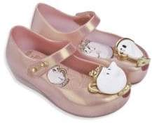 Mini Melissa Baby's, Toddler's& Kid's Ultra Girl Beauty& the Beast Mary Jane Flats