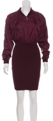 Opening Ceremony Long Sleeve Knee-Length Dress w/ Tags