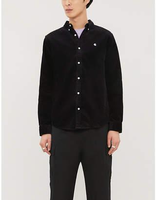 Carhartt Wip Madison slim-fit corduroy shirt