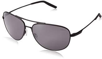 Revo Windspeed RE 3087 00 GY Polarized Aviator Sunglasses