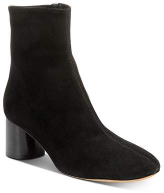 Vince Women's Tasha Block Heel Ankle Booties