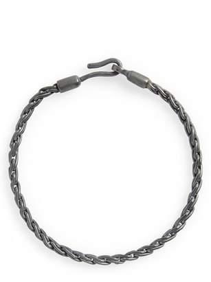 Co Caputo & Sterling Silver Chain Rope Bracelet