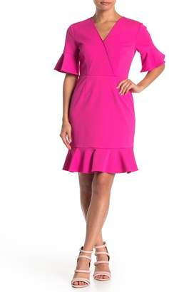 Trina Turk trina Quest Ruffle Hem Dress