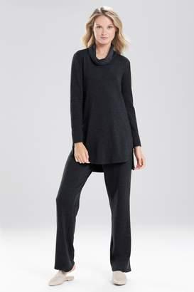 Natori Brushed Knit Tunic