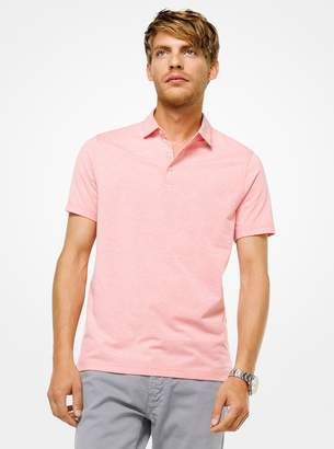 Michael Kors Jersey Polo Shirt
