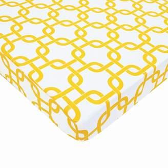 T.L.Care Tl Care TL Care Mini Crib Sheet