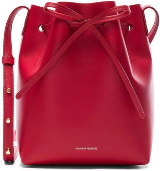 Mansur Gavriel Mini Bucket Bag