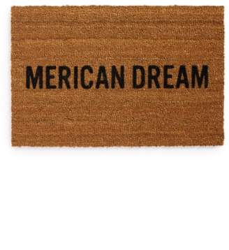 Wilson REED DESIGN 'Merican Dream' Doormat