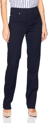 Tribal Women's Pull on Straight Leg Jegging