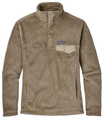 Patagonia Men's Re-Tool Snap-T® Fleece Pullover