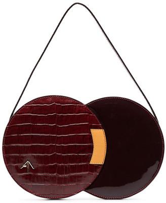 Atelier Manu Twist Leather Bag
