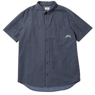 Quiksilver Bro Stripe Button Down Shirt (Big Boys)