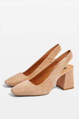 Topshop GAINOR Slingback Shoes